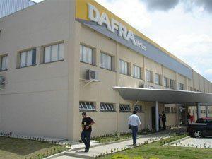 Foto: Sede da Dafra