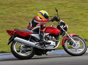 Foto: CG 150 Sport