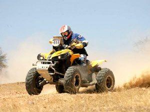 Rally Cross Country - Quadriciclos vão invadir o Rally RN 1500