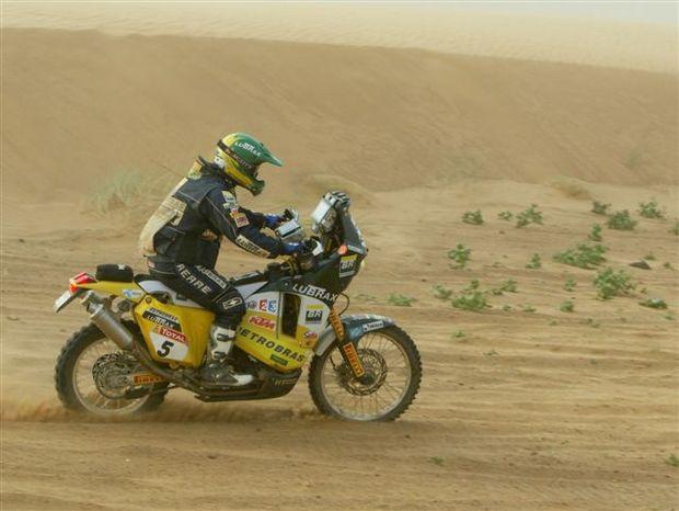 Rally Dakar 2007 - resumo da 10ª etapa