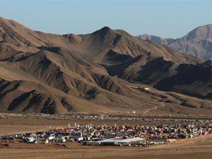 Foto: Segunda edição do Dakar na América do Sul começa em 2 de janeiro de 2010