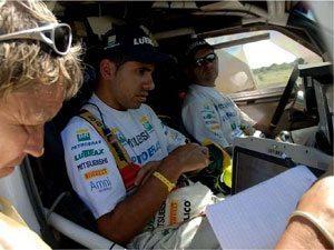 Foto: A tecnologia têxtil desenvolvida pela Rhodia no Brasil está presente no Rally Dakar