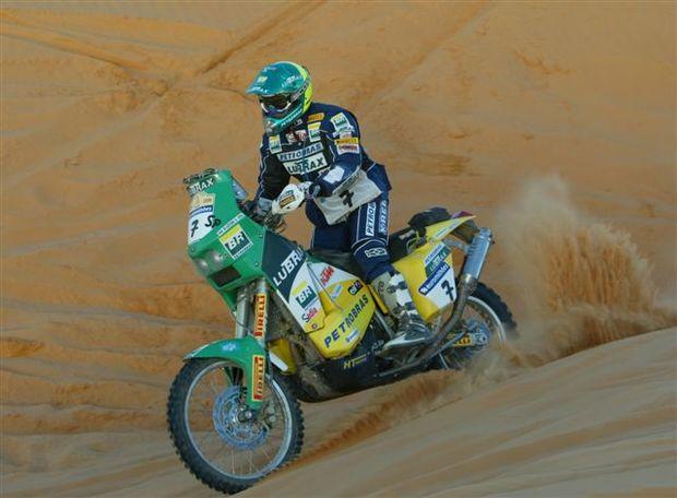 Rally de Dubai terminou hoje com  vitória de Marc Coma