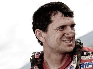 Foto: Denísio do Nascimento, natural de Brusque (SC), da Equipe Mega Motos/Copobras conquistou o melhor tempo na última etapa, com 01h12m09s