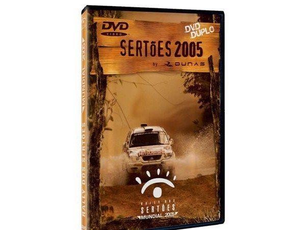 RALLY DOS SERTÕES - Dunas lança DVD duplo