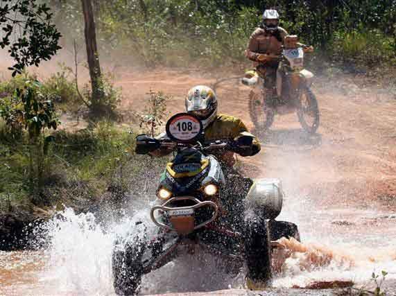 Foto: Sertäes ' vlido como etapa do Mundial para motos e quadris