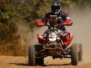 Foto: Robert Nahas venceu a quarta etapa do Rally dos Sertões