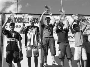 Recordes na 3ª etapa do Goiano de Motocross em Acreúna