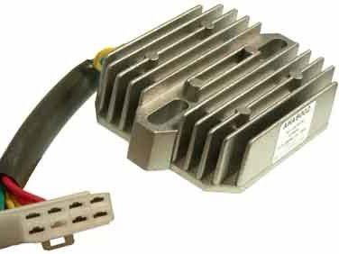 Retificador / Regulador de voltagem - Bitenca