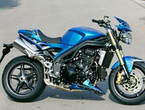 Foto: Triump Speed Triple
