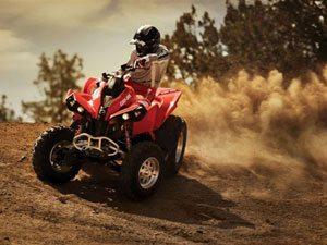 Renegade 800R mescla esportividade e qualidades de um ATV 4x4