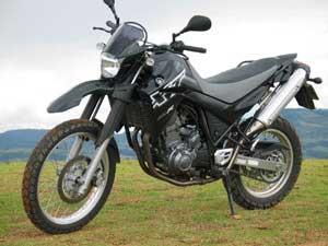 Reposta da Yamaha - XT 660R