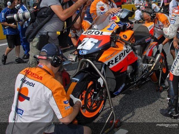 Repsol Honda e Michelin juntas mais uma vez em 2008