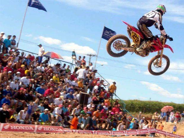 Ric Raspa mantém segunda posição no Paulista de Motocross
