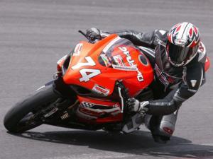 Roncar participa do Salão da Motocicleta