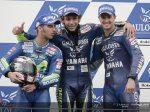 Rossi celebra data histórica em Assen com mais uma vitória