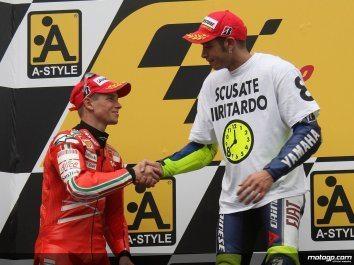 Rossi: Como aprendi a amar a minha moto