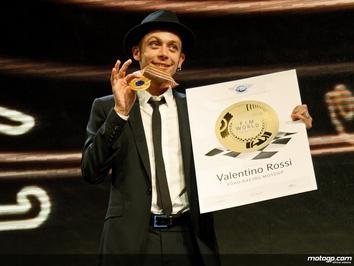 Rossi nomeado para os prémios Laureus