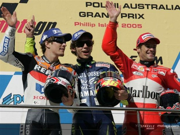 Rossi soma a 11ª vitória em Phillip Island