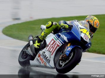Rossi vence primeiro Red Bull Indianápolis Grande Prémio