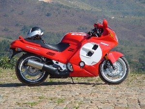 Foto: Honda CBR 1000F