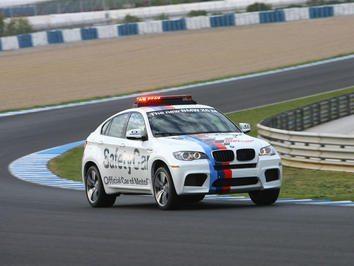 Safety Car BMW M é apresentado em Jerez(Moto GP)