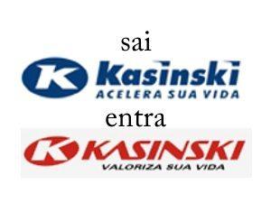 Sai Kasinski....entra Kasinski, segurança e pós venda?