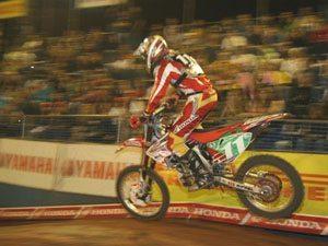 Foto: Leandro Silva lidera a MX1