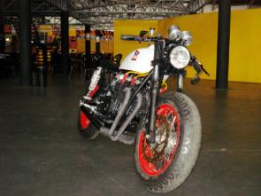 CB 500 Four - Aleart Bike Tuning
