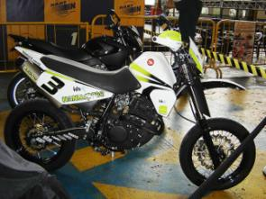 Aleart - XLX 350 Supermotard