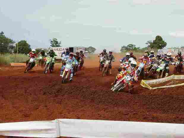 São Simão abriu o Goiano de Motocross 2007