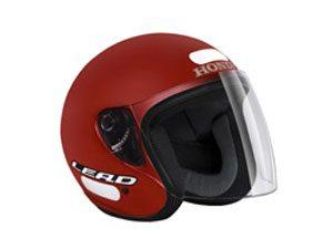 Scooter Honda Lead 110 ganha linha exclusiva de capacetes