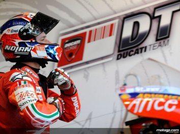Segundo lugar entre os Construtores é objectivo da Ducati