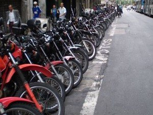 Honda, paisagem do cotidiano brasileiro