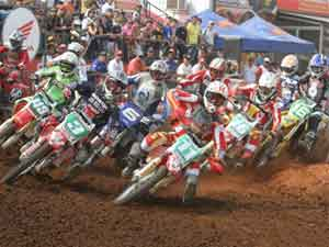 Foto: A categoria MX1 foi muito disputada