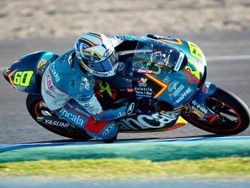 Simón assina segunda pole da época (GP 125)