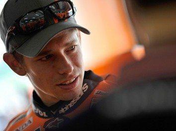 O piloto da Repsol Honda está desejoso por começar a sua primeira luta oficial com a sua RC212V de 2011