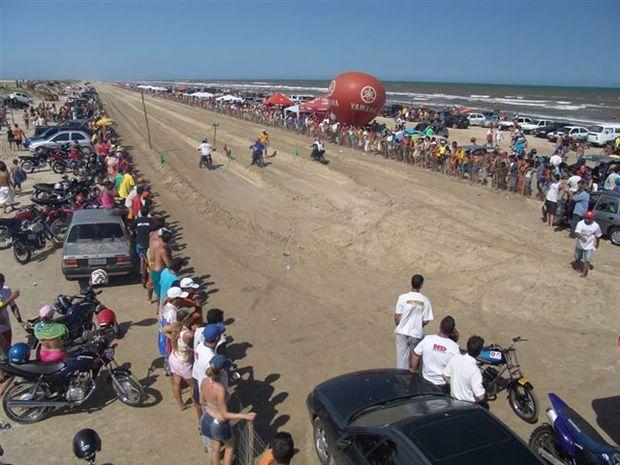 Sucesso no 2º Km de Arrancada de Motos em Araranguá (SC)