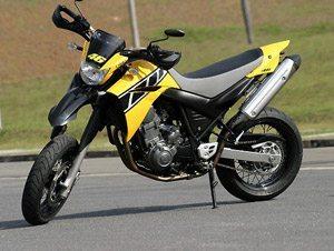 Foto: XT 660 motard