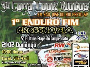SUPER ARENA MOTOS - Rafael Fonseca vence primeira etapa em Piracicaba