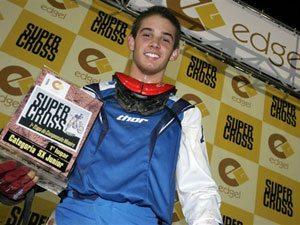 Foto: Érick Bretz venceu na categoria Júnior