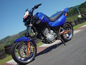 Foto: Yamaha XT 660 Motard