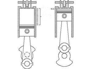 Foto: O diagrama mostra a compressÆo da mistura