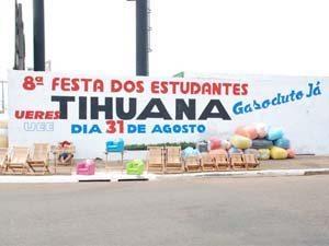 Taxistas apóiam movimento estudantil em Rondônia