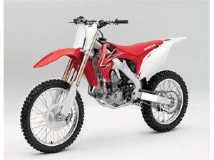 Team Honda ganha reforço da nova CRF 450R para temporada 2009