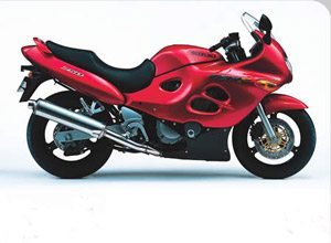 Foto: Suzuki GSX 750F