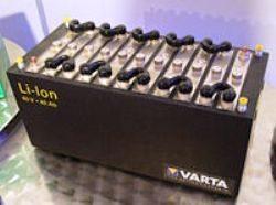 Tecnologia de íons de lítio em 2010