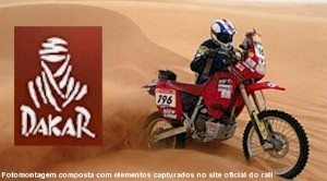 Ténéré no Paris Dakar
