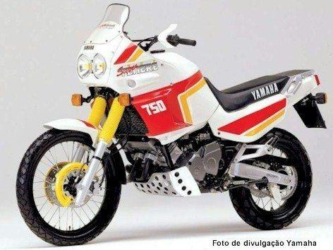 XTZ 750 SUPERTÉNÉRÉ