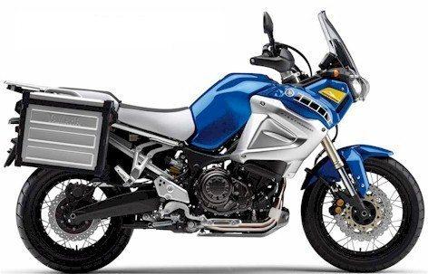 XT 1200Z Ténéré (divulgação Yamaha)
